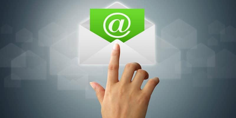 Email tárhely